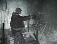 Biohazard 4 (Castle Version) Leon2