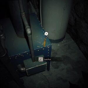 Resident Evil 7 Teaser Beginning Hour Lock Pick location 2.jpg