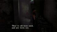 Resident Evil CODE Veronica - prisoner building bedroom - examines 01-2