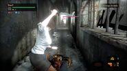 Revelations 2 Raid Mode - Gina gameplay 2