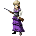 Alexia Minna to BIOHAZARD Clan Master 2