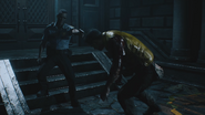 Marvin and Brad zombie RE3 re3