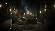 Raccoon Police Dept lobby - Resident Evil 2 remake