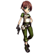 Rebecca RE1 Clan Master