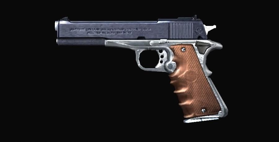Pistola (Billy)