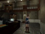 RE3 RPD Main Hall 10