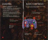 Resident Evil Instruction Booklet 3