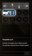 RESIDENT EVIL 7 biohazard Skill Firepower Up II