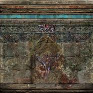 Resident Evil 5 relieve en piedra 1