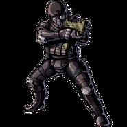 BIOHAZARD Clan Master - Agent 01
