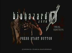 Biohazard zero title Screen.jpg