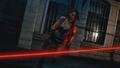 RE3 2020 Raccoon City Trailer - Laser pointer