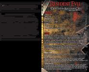 Resident Evil Operation Raccoon City manual 2