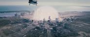 Apocalypse - Raccoon City explosion