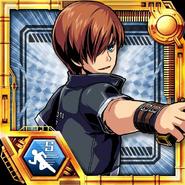 BIOHAZARD Clan Master - Character card - Steve Burnside