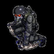 BIOHAZARD Clan Master - HUNK 15