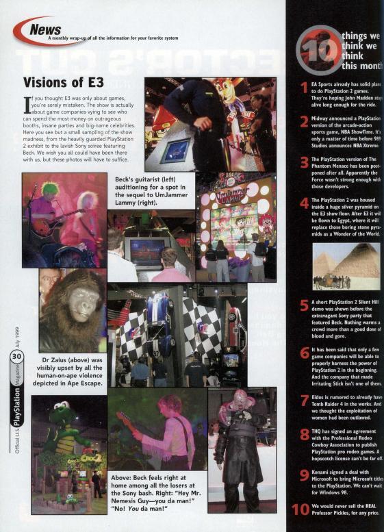 E3 1999