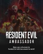 Resident Evil Ambassador main