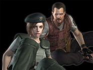 Jill and Barry