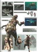 Resident Evil 6 Art Book 18