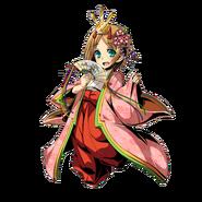 Sherry Kimono Clan Master