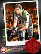 Chris Redfield BIOHAZARD Team Survivor RE1 1