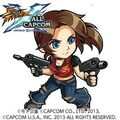 Claire Redfield in SFxAC
