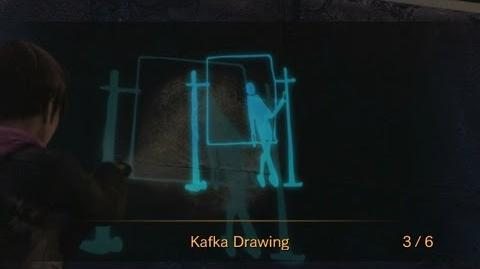 Resident Evil Revelations 2 Episode 1 - All Kafka Drawing Locations