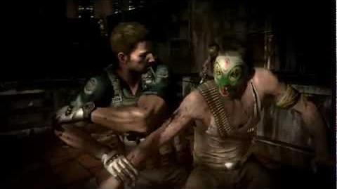 Resident Evil 6 Offizieller Trailer (Deutsche Version)
