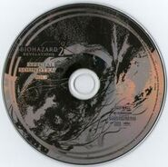 BIOHAZARD REVELATIONS 2 SPECIAL SOUNDTRACK - disc 3