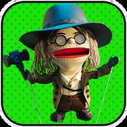 BIOHAZARD Village x Puppet Show - Heisen-san puppet