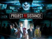 Project Resistance survey wallpaper (PC 1600×1200)