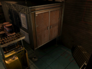Resident Evil 3 background - Uptown - warehouse a1 - R1010A
