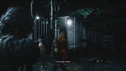 Brad zombie gameplay RE3 re