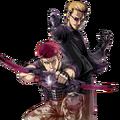 Wesker & Krauser Clan Master2