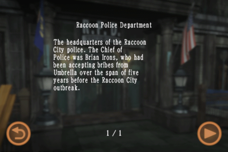 Raccoon Police Department (Mobile Edition file)