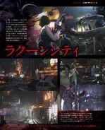RE3 remake second Famitsu (6)