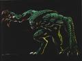 Zoomed Artwork - Hunter