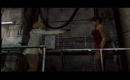 Annette apuntando a Ada