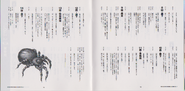 BIO HAZARD The Doomed Raccoon City Vol.2 booklet - pages 12 and 13