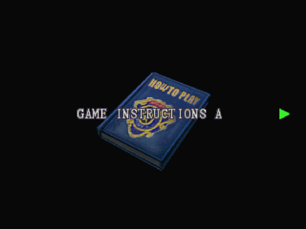Game Instructions A