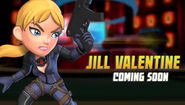 Jill Puzzle Fighter 1