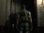 BSAA Chris (back)