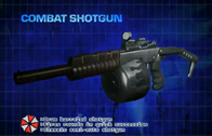 Combat Shotgun Elite DLC Trailer Desc