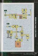 Gun Survivor 2 Code Veronica Official Guidebook - page 133