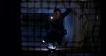 Resident Evil film - Rain in the utility tunnel