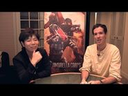Interview with Umbrella Corps Series Producer Kawata-san and Producer James Vance
