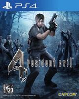 RE4 PS4 AUS