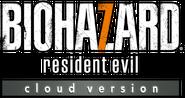 RE7 logo Cloud Version