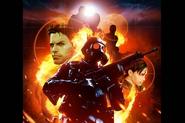 RE TheMercenaries3D Art